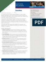 Wharton Business Essentials for Executives