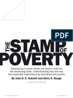 The Stamp of Poverty