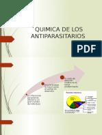 Quimica de Los Antiparasitarios