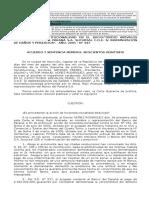 Csj, Sala Cn, Resp. Civil, Querella Maliciosa o Temeraria, Ovidio Arévalos Morel c Banco Del Paraná s.a.