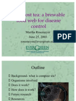 Compost Tea Brewing Manual