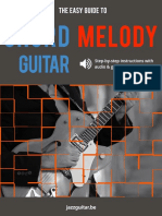The Easy Guide to Chord Melody PREVIEW