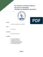 Estandarizacion del Ceviche