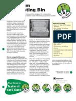 EZ Worm Compost Bin Guide