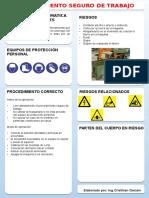 6 PROCEDIMIENTO SEGURO TALADRO VERTICAL - copia.pptx