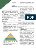 4.1 Estructura y Estratificación Social