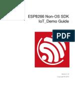 2b-Esp8266 Non-os Sdk Iot Demo Guide En