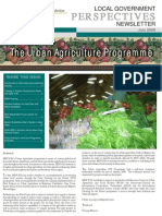 The Urban Agriculture Programme