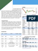 Indian Comomdity Market Trend and News