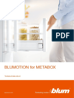 Blum Blue Motion