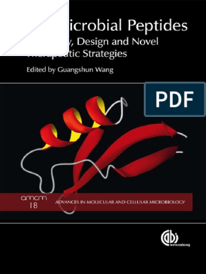 eBook - Antimicrobial Peptides | Antimicrobial | Immune System