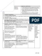 showcase lesson plans for teaching portfolio 1-4