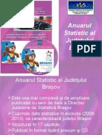 Anuarul Statistic Al Judetului Brasov
