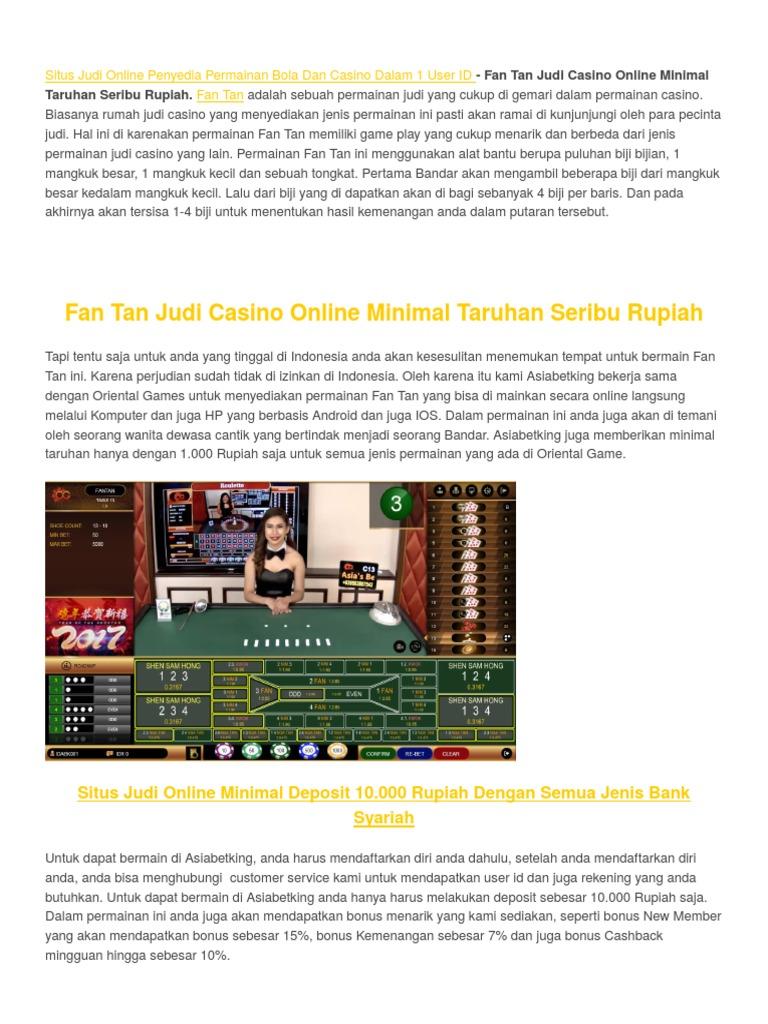 Online Casino Guide (US 2019) - bonusseeker.com
