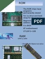 hardware & ROM