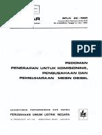 138653867-Pedoman-Penerapan-Untuk-Komisioning-Pengusahaan-Pemeliharaan-Mesin-Diesel-spln-25-1980.pdf