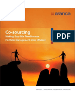 Co-sourcing—Making Buy-Side Fixed Income Portfolio Management More Efficient Aranca