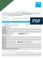 Bupa Global Reimbursement Form