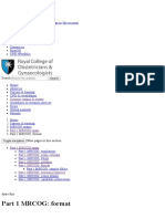 Part 1 MRCOG_ Format