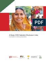 SHG-Federations Report (1)