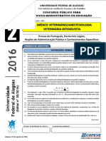 Prova - Medico Veterinario-Anestesiologia Veterinaria Intensivista - Ns - Tipo 2 (1)
