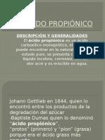 Ácido Propiónico Diapositivas (1)