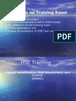 HIRAC Training (English)