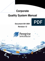 001-0001-12 Quality System Manual