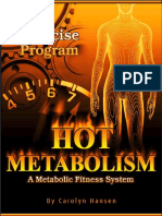 Hot Metabolism Exercise Plan
