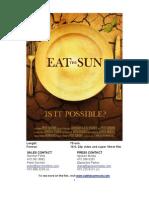 EAT the Sun Presskit