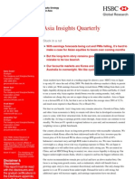 HSBC Asia Quarterly 10Q3
