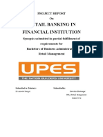 Kavisha Dissertation Retail Banking