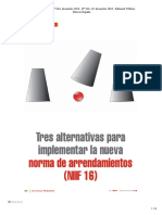 Alternativas Contab nueva norma de arrendamientos (NIIF 16)