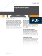 B2B Sales Force Digital Reboot Report
