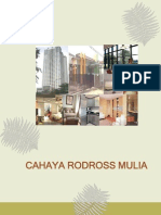 Company Profile Cahaya Rodross Mulia, Cv