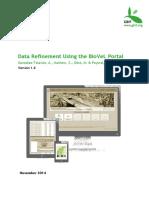 Gbif Data Refinement Using BioVeL Portal en v1.0