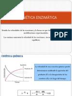 3.- Cinetica enzimatica