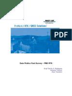 Guia Prático Fast Survey - PM3 RTK