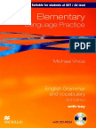 126990544 Elementary Language Practice 3rd Edition by Michael Vince 2010 PDF Rar