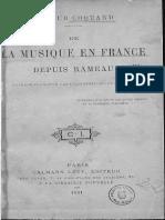 Coquard - Musique en France