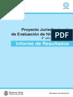Informe Ped Resultados Evaluac3er