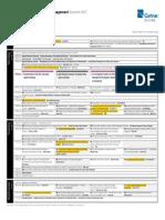 Gartner Ppm 2017 Agenda at a Glance