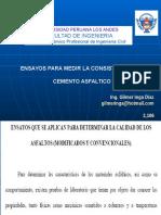 TECNOLOGIA DEL ASFALTO- 2016 ENSAYOS PARA MEDIR LA CONSISTENCIA DEL ASFALTO-3.ppt