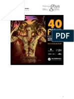40th Elche International Independent Film Festival. Rules of Contest. July 14-21, 2017
