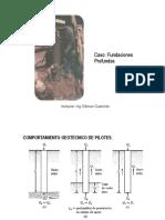 Diseño Geotecnico y Estructural de Pilotes