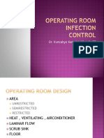 Operating Room Infection Control
