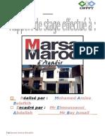 Rapport Mouhamad Amine TSSRI Gc 2012