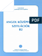 Angol Szituaciok B2 2008 gazdasági nyelvvizsga BGE