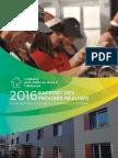 Rapport Des Progrès Réalisés à Ottawa en 2016