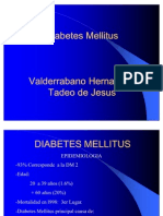 Diabetes Mellitus Tadeo